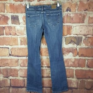 Aeropostale Chelsea Boot Cut Jeans Size 1/2 Womens